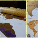 Collage – pro – mapamundi