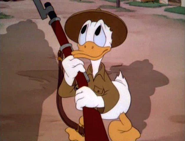 Donald Militar