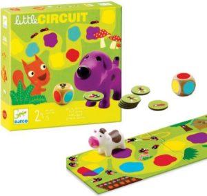 Juego de mesa Little Circuit Djeco