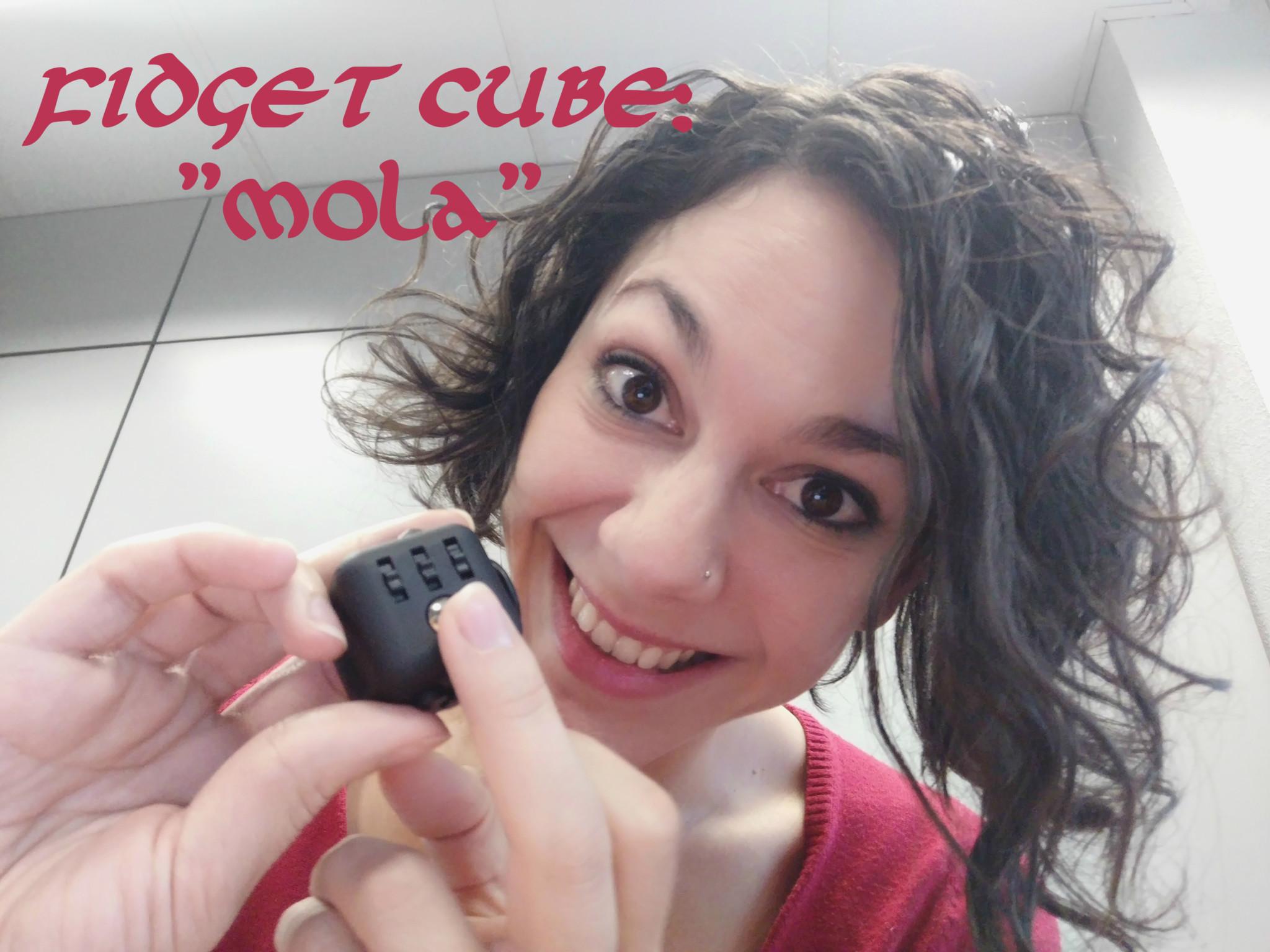 mini-fidget-cube