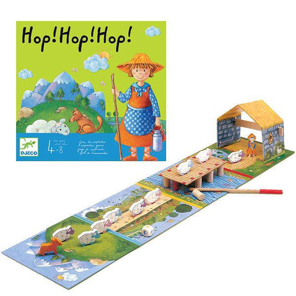 Hop!Hop!Hop!-Djeco