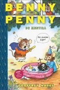 Benny y Penny de mentira portada