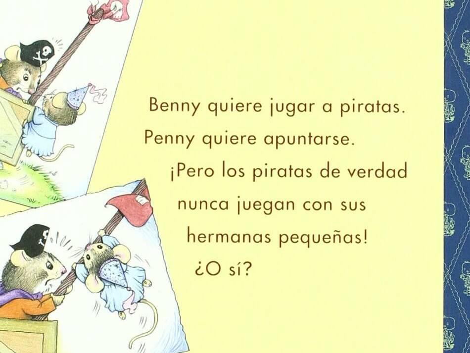 benny y Penny trasera