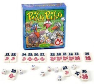 Juego de mesa Piko Piko Matemáticas