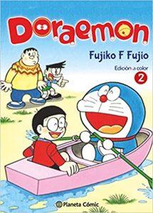 cómic de Doraemon desde 6 años