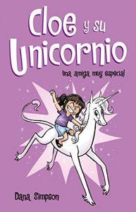 Cloe y su unicornio 1 cómic 6 años
