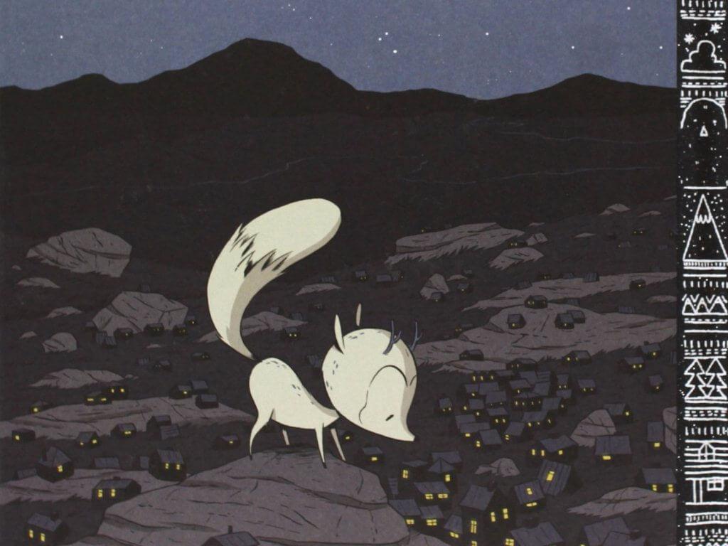 imagen de Hilda y el gigante de medianoche
