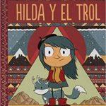 cómic Hilda para niños desde 6 años