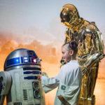 Star Wars Day at Sea – C-3PO & R2-D2