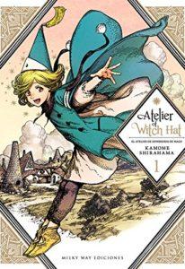 Atelier del sombrero de mago mejores cómics juveniles