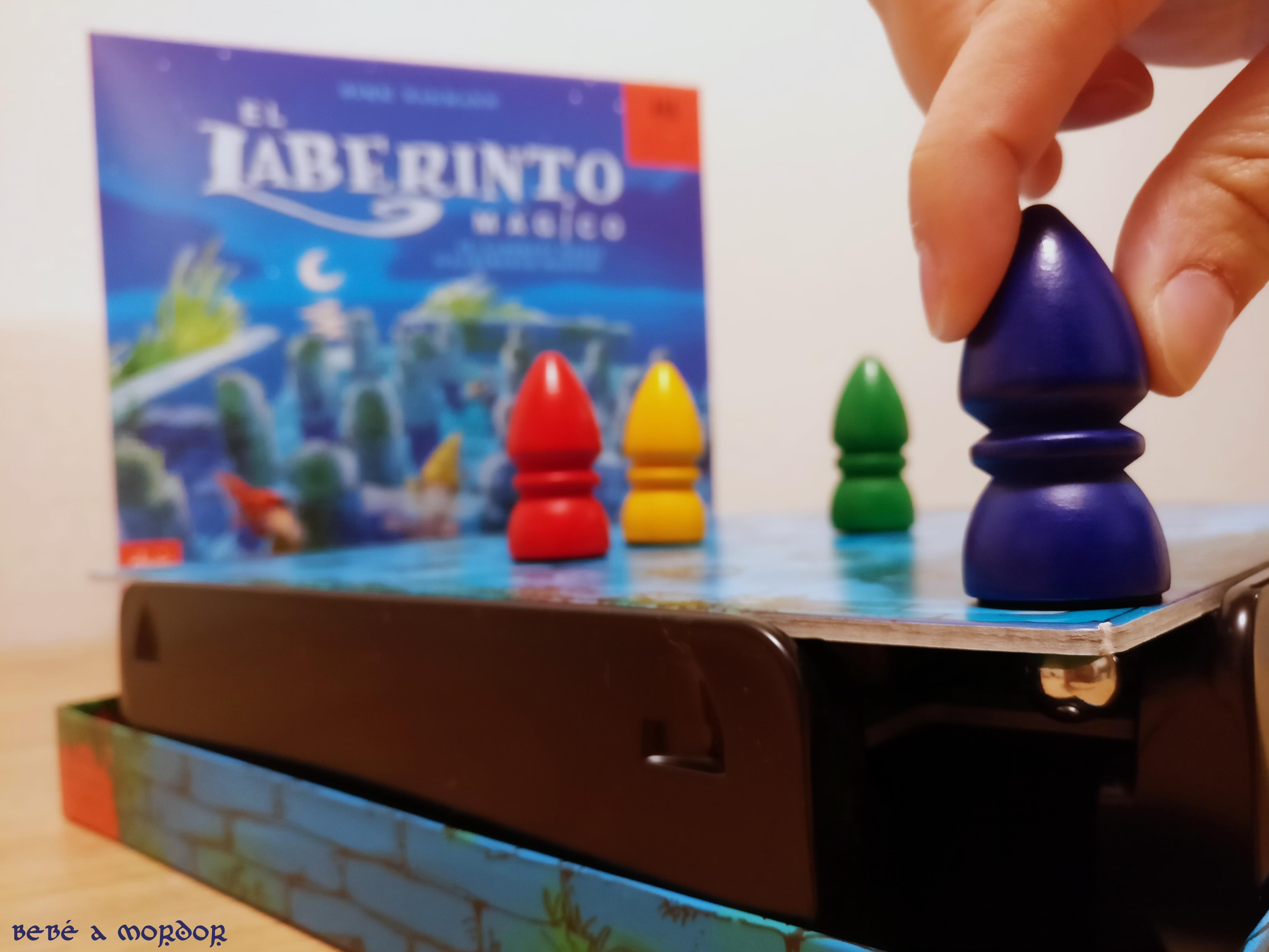 juego de mesa Laberinto Mágico Devir