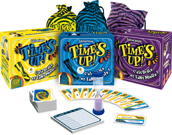 Time's Up Party Aula Colegio