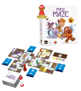 Magic Maze Aula Colegios 2Tomatoes