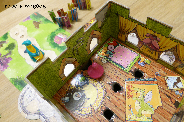 Zafiro princesa perrito estereotipos Torre del Dragón Haba