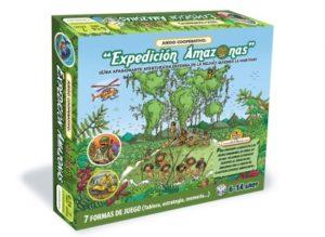 Ekilikua caja Expedición Amazonas