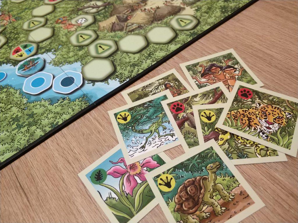 Ekilikua Expedición Amazonas y cartas