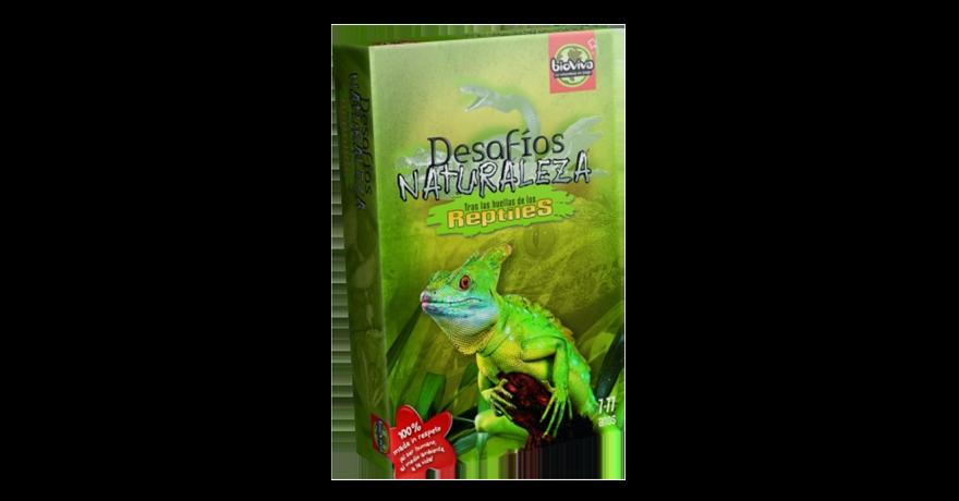 Bioviva Desafío Reptiles