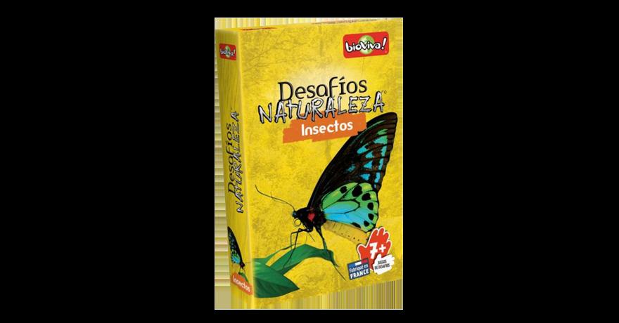 Bioviva Desafío Insectos
