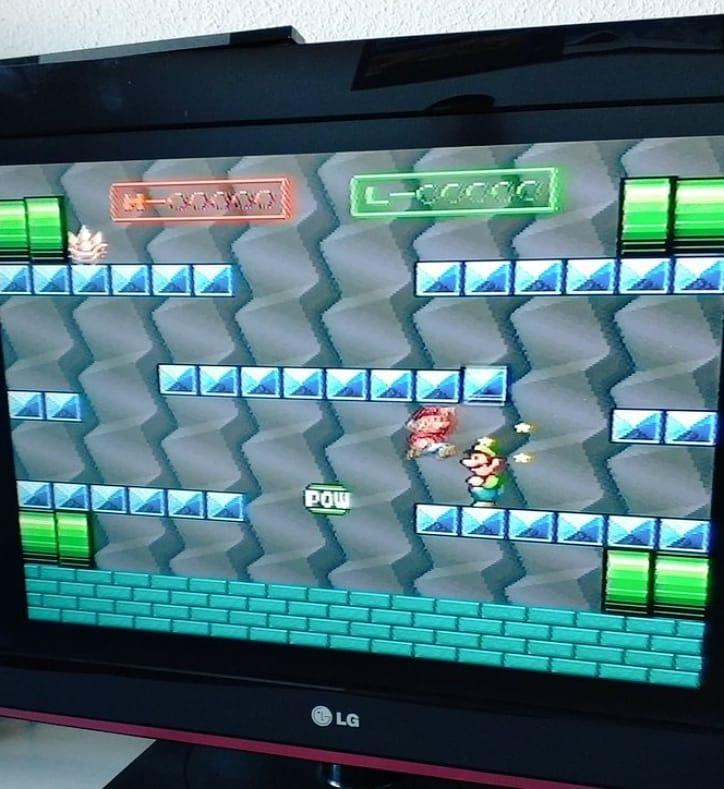 Super Mario All Stars Nintendo