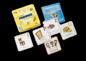 Findings juego de mesa smart games