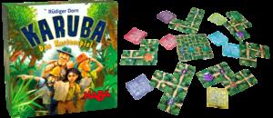 Juego de mesa Haba Karuba Cartas Matemáticas