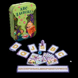 juego de mesa ABC Magia Haba Lengua