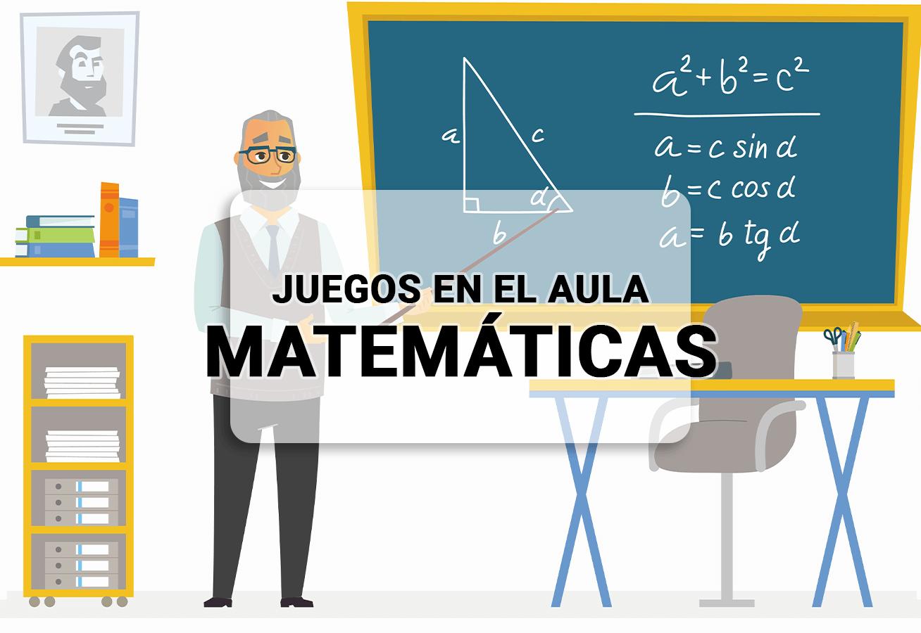 aprendizaje basado en juegos matematicas