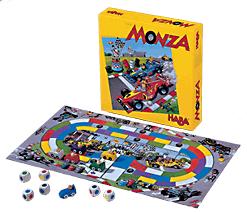 Juego de mesa Monza matemáticas Haba