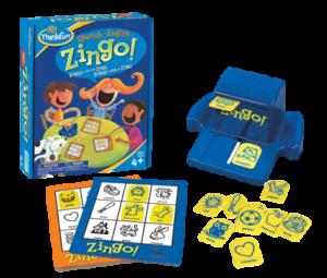 juego de mesa Zingo reseña lengua