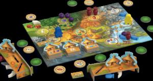 juego de mesa Stone Age Jr historia