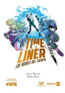 Juego de rol Time Liner historia clase