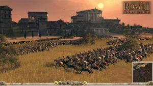 Total War videojuegos historia Roma