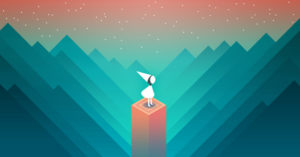 Monument Valley app niños