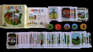 juego de mesa Animalix