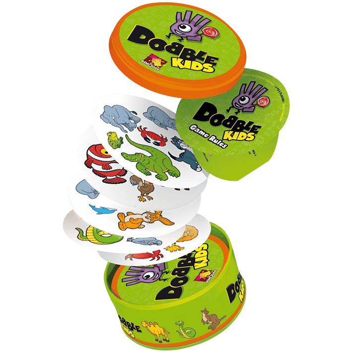 juego de mesa Dobble Kids