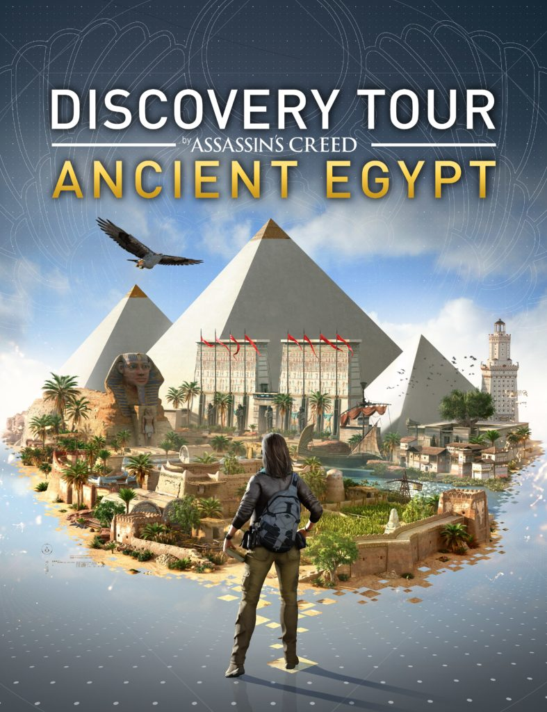 Assassins Creed Discovery Tour Ancient Egypt Aula