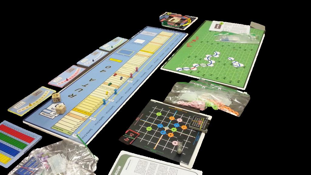 juego de mesa ruta 40