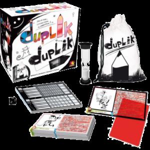 juego de mesa para Educación Artística Duplik