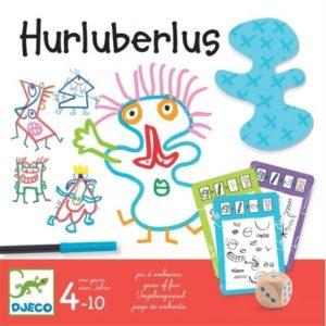 juegos para Educación Artística Hurluberlus