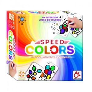 Juego de mesa Speed Colors