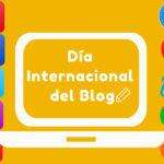 31 agosto Día Internacional del Blog