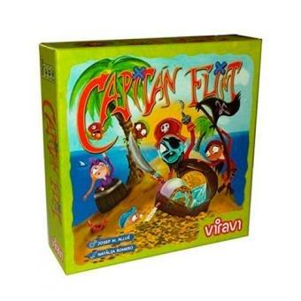 Caja juego de mesa Capitán Flint