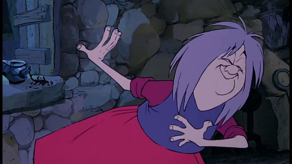 cine familiar brujas Halloween para niños Merlín el encantador