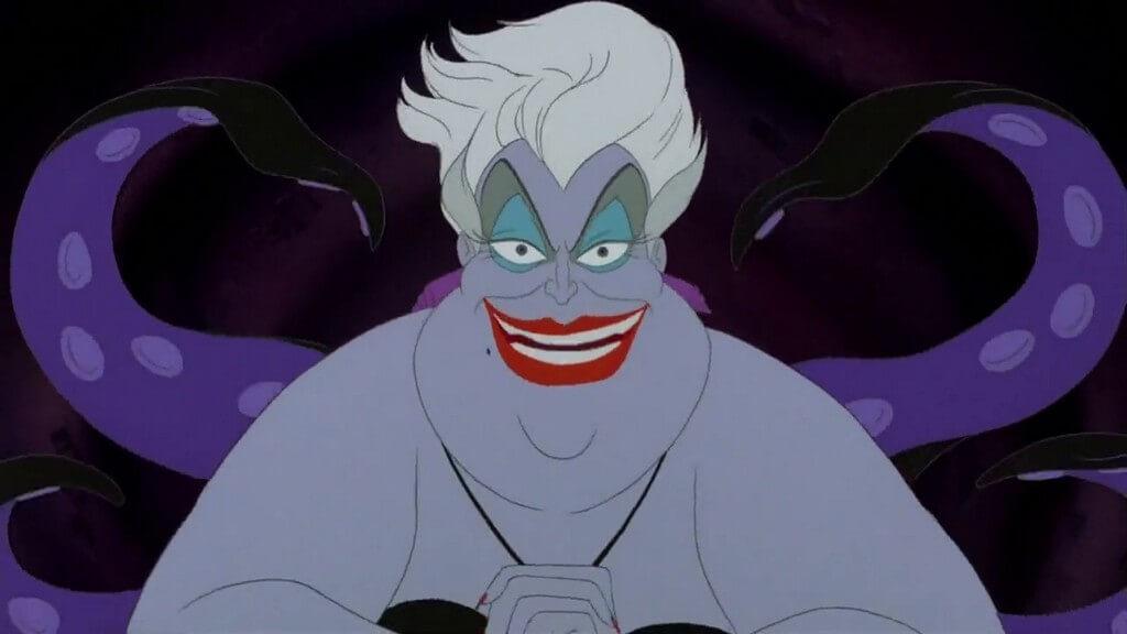 cine familiar brujas Halloween para niños La Sirenita