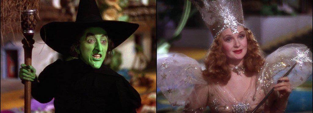 cine familiar brujas Halloween para niños El Mago de Oz