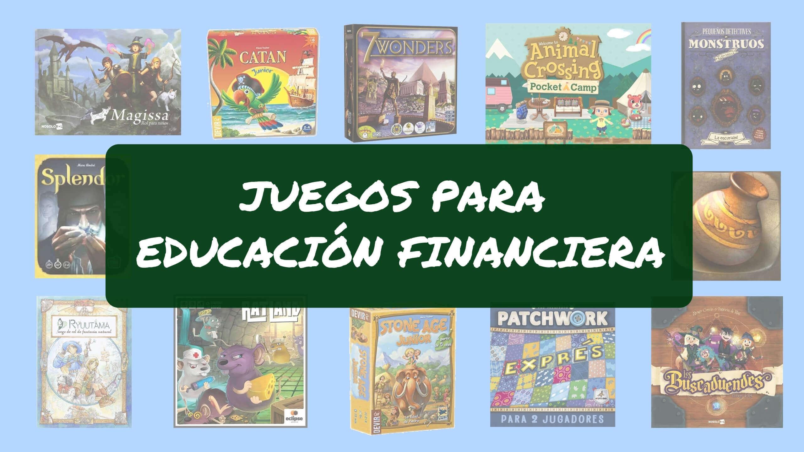 12 Juegos Para Educacion Financiera En Ninos Y Adolescentes Bebe A