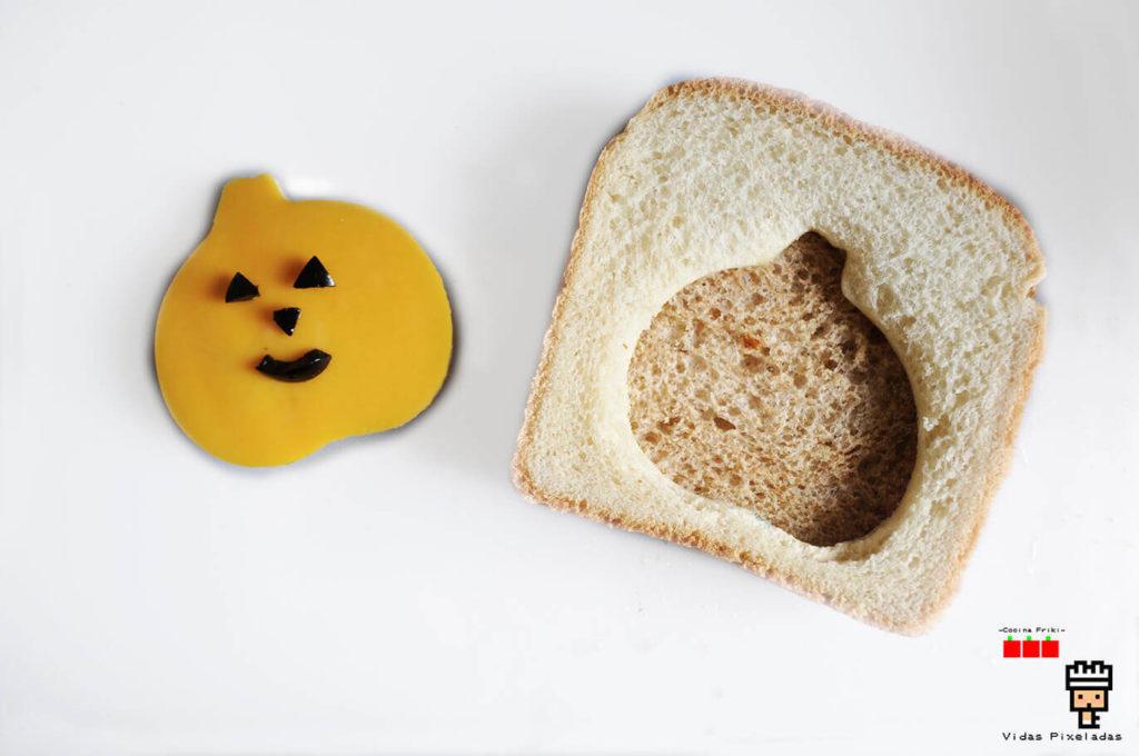 receta de sandwich de falsa calabaza 4