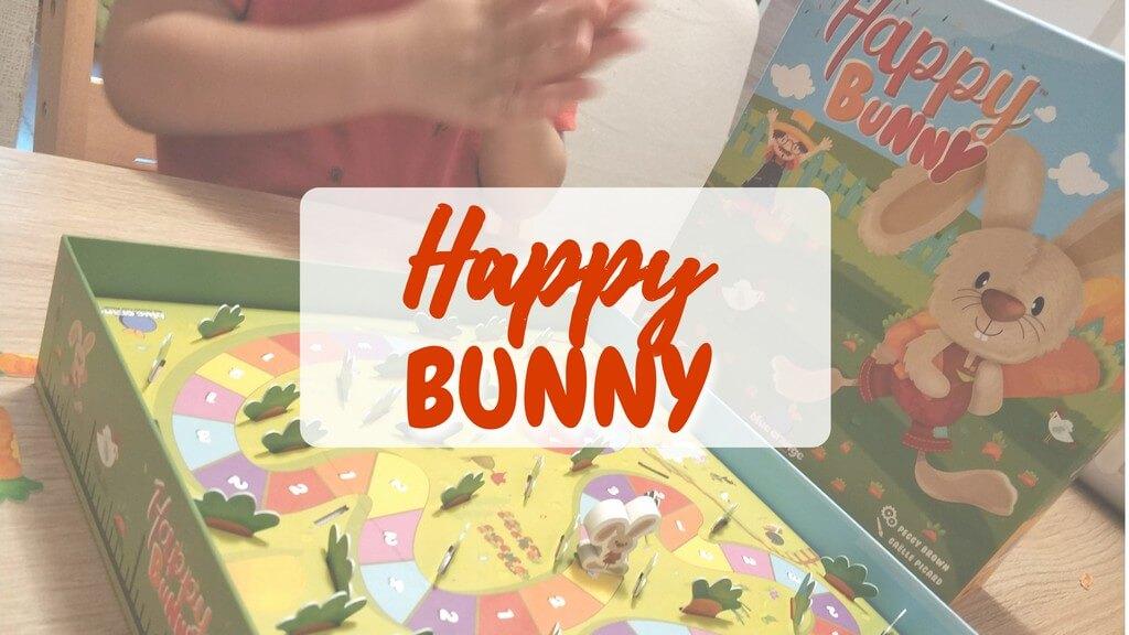 juego de mesa Happy Bunny de Mercurio