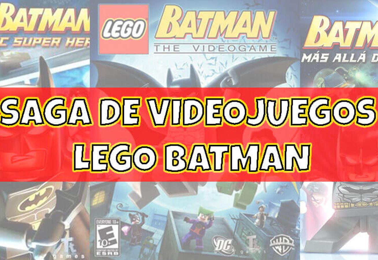 Del Saga Lego OscuroBam Caballero BatmanLa ZTOXPkui