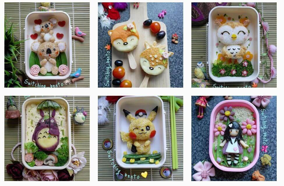 suitching bento